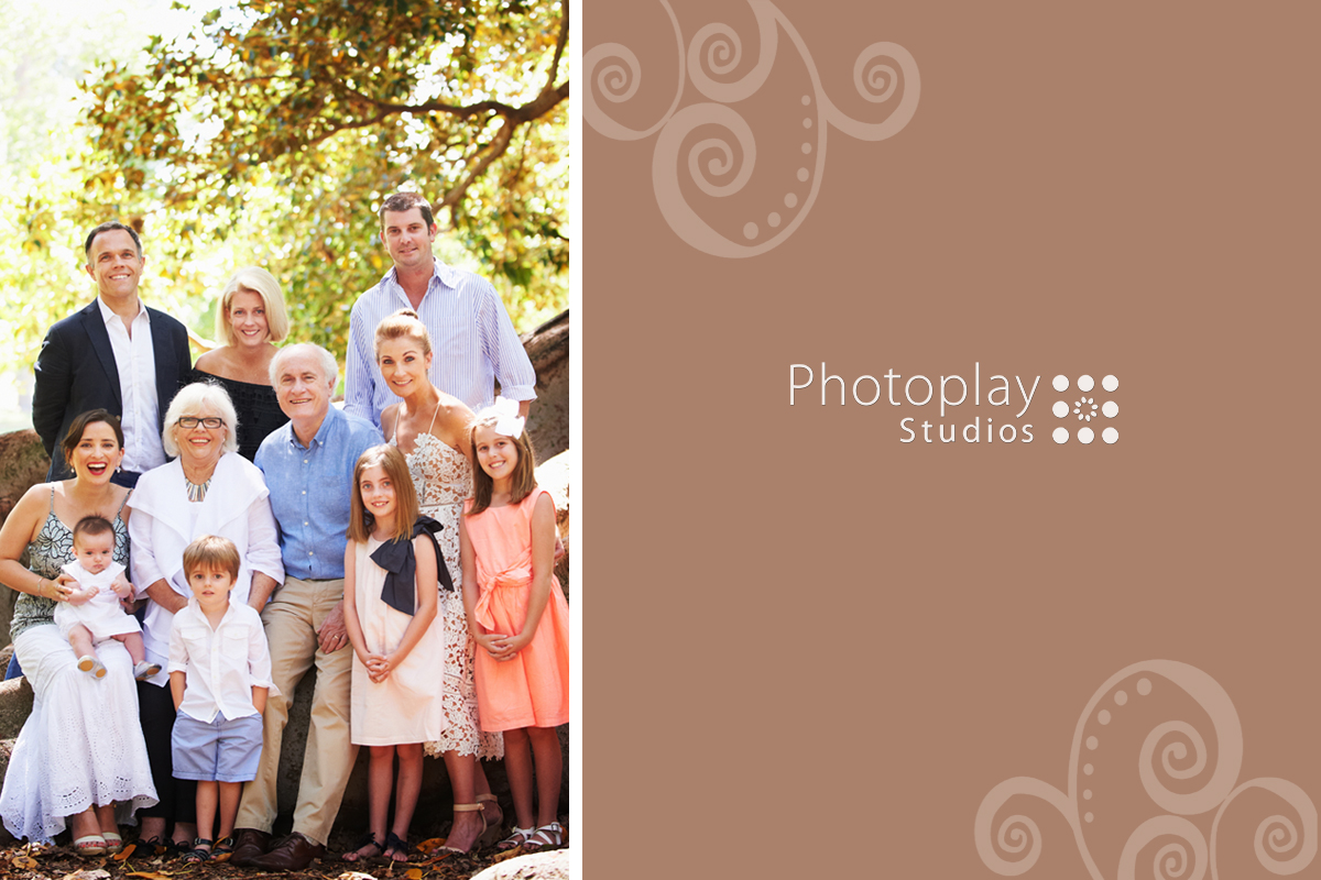 What to wear to a family portrait session