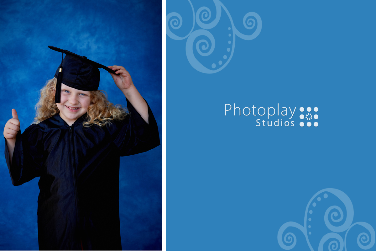 Photoplay Studios Kindy Graduation Photos